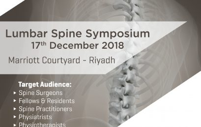 Lumbar Spine Symposium 2018