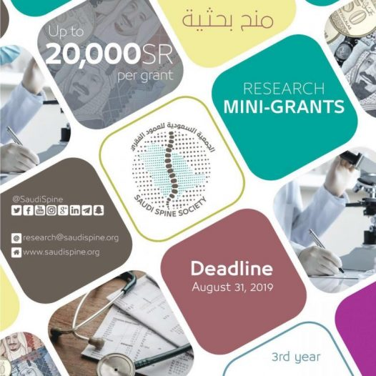 2019 Research Mini-Grants